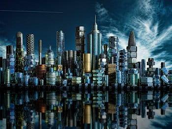 Ocelové město - Steel city