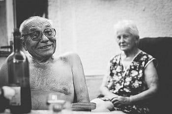Starí rodičia