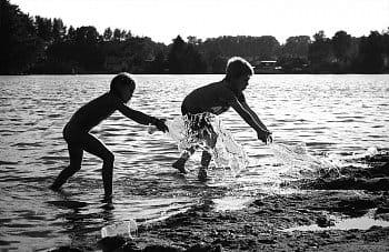 Hra s vodou