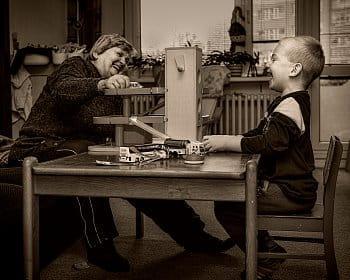 Radostné dětství