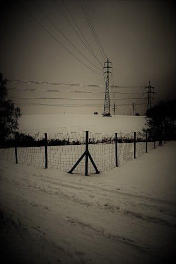 Zimní nostalgie