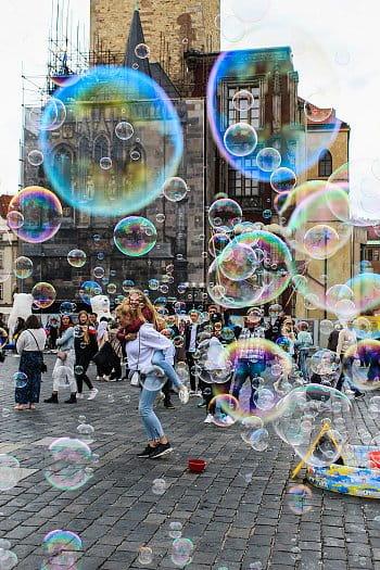 Staroměstské bublinky