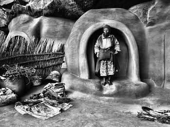 Ha Kome Cave Village