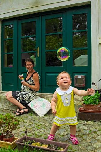 Svět je jen bublina
