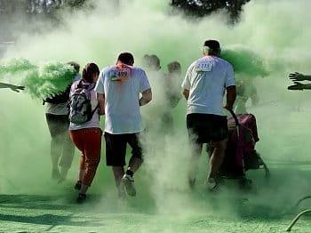 A teď ... zelená !!!