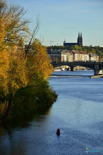 Samota v Praze
