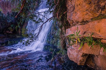 Ukrytý vodopád