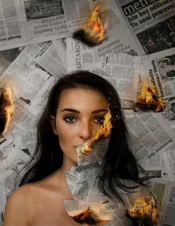 Duše v ohni