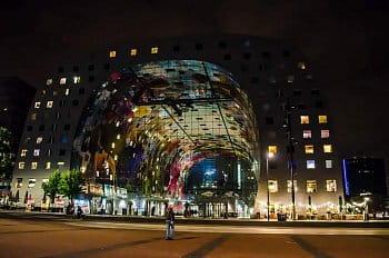 Zvláštnosti Rotterdamu