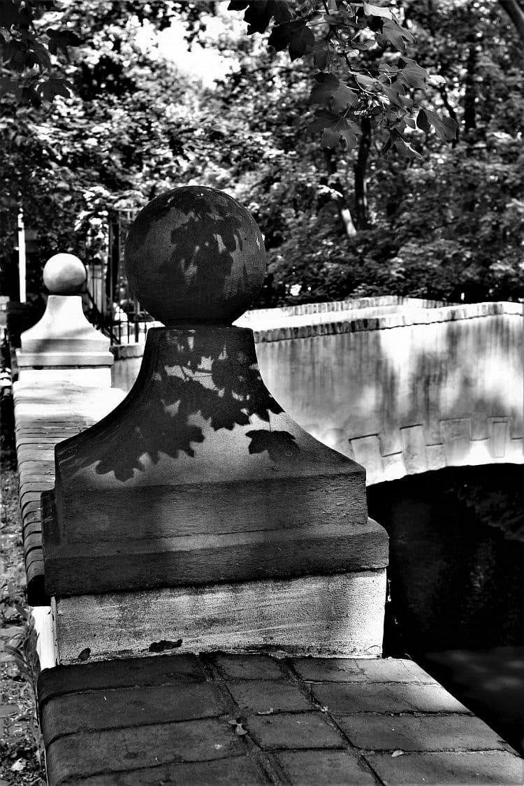 Praha černobílá