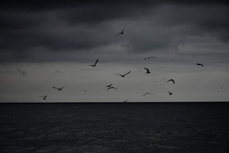 Nad mořem