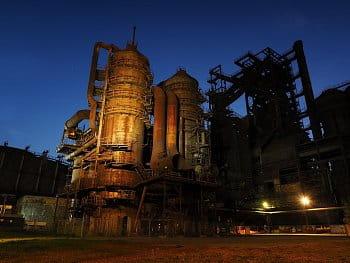 Ostrava industriální