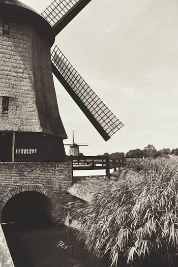 Holandské mlýny