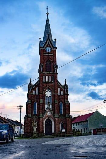 Neznámý Kostel