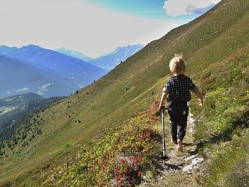 Honzík na horách