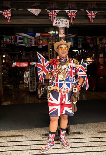 English man