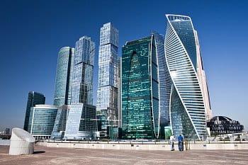 Moskevské mrakodrapy