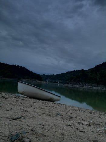 stara lod u vody