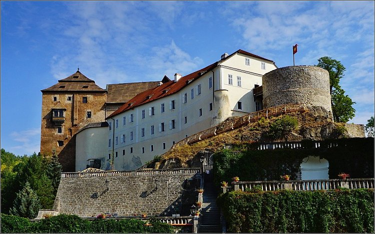 Z výletu do Bečova nad Teplou