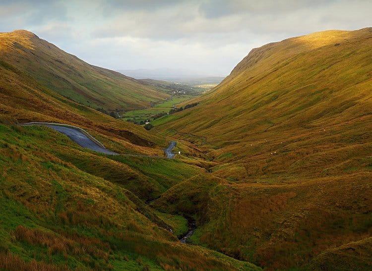 Irskou krajinou