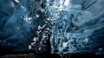 Světlo v ledu