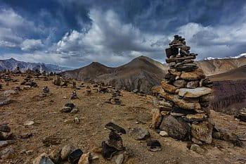 Drsná krása hor - Ladakh