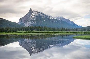 Canadian rockies - Mr Rundle