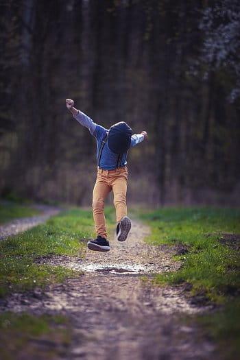 Už zase skáču přes kaluže...