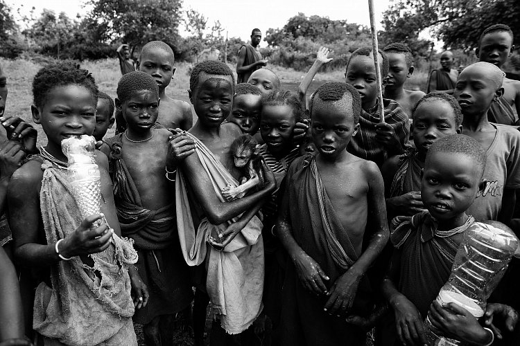 Děti Afriky ...