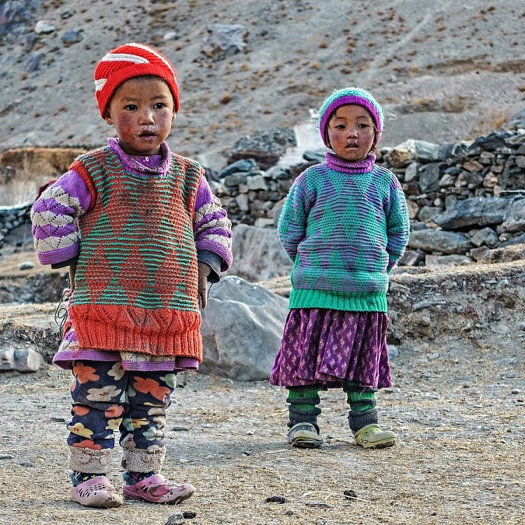 Děti z vesnice Testa