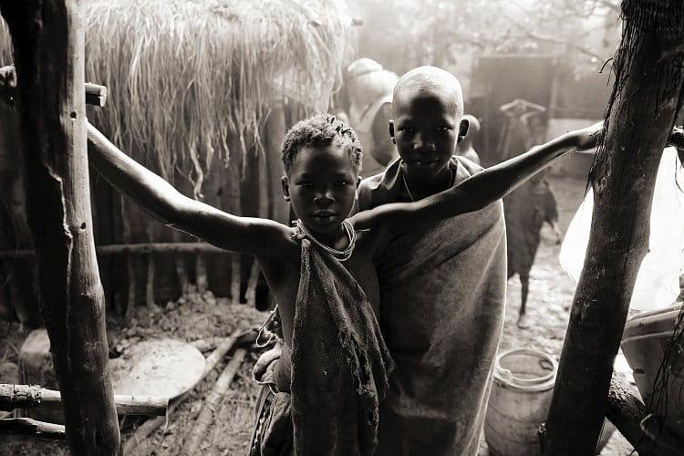 Děti Afriky (2)