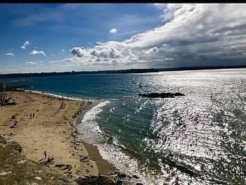 Krásy Bretagne