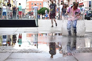 Wroclav po dešti IV.