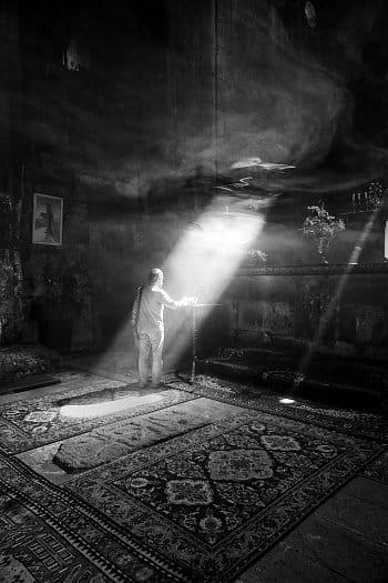 Paprsek světla