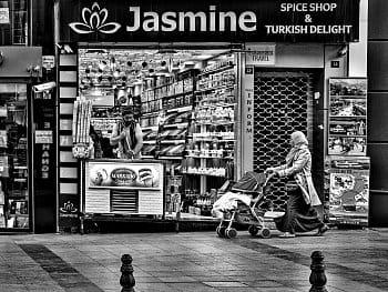 Turecké street I.