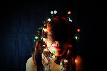Vánoční nálada