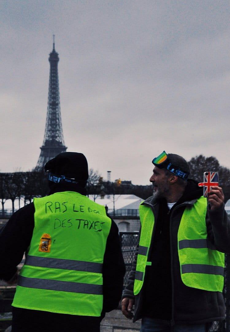 Paříži, nemiluji Tě
