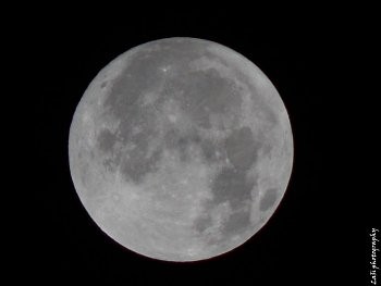 Měsíc na nebi