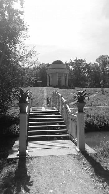Park ve Veltrusech