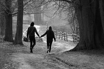 jarní láska