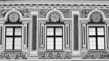 Telčská okna