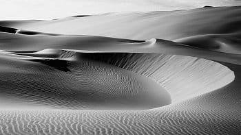 v poušti Namib