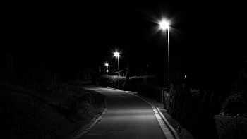 Noc nad ulicí
