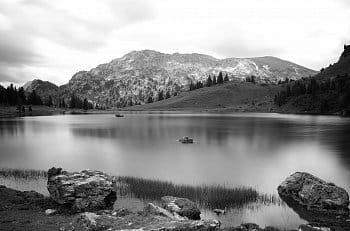 pri jazeri