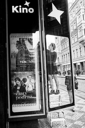 Změna programu v kině Světozor.