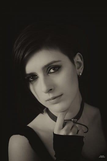 Portrét 8