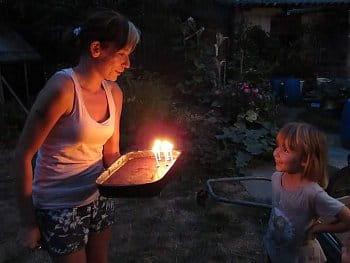 Oslava naše :-)