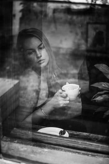 Ranní káva s Klárkou