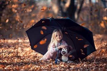 Když prší listí