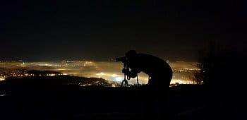 Nocni lov pohadkove mlhy
